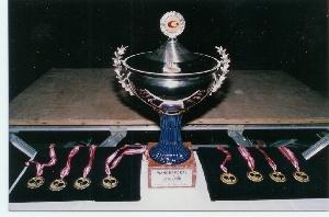 intercup pokal 1991 0
